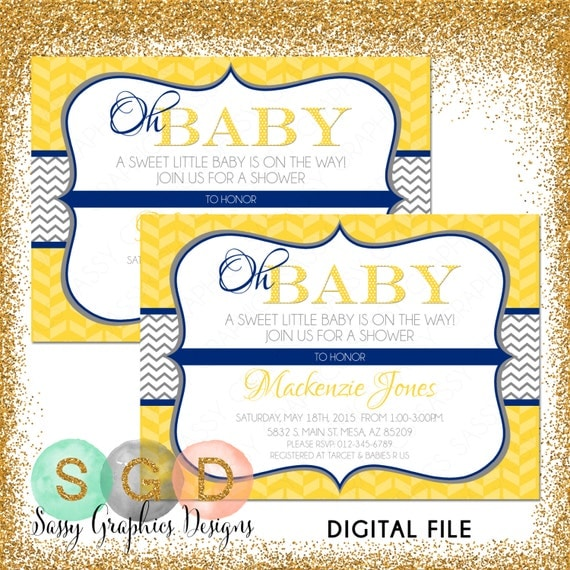 Gender neutral baby shower invitation baby neutral invitation il570xn filmwisefo Images