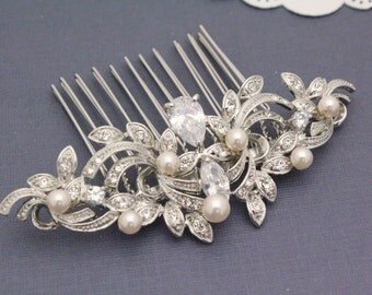 Bridal Hair Accessories Wedding Headpieces Bridal Hair Combs Wedding Hair Jewelry Bridal Hair Pieces Wedding Hair Accessories Bridal Combs