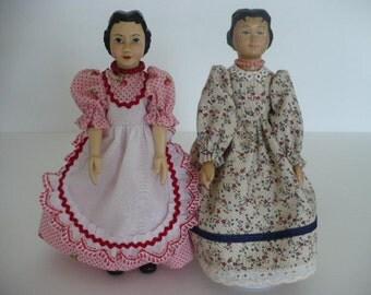 HItty Apron Dress