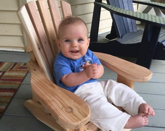 Handcrafted Adirondack Chair - Child Size