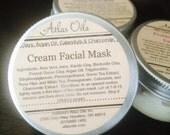 Cream Facial Mask