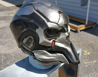 Custom Halo 4 Didact Helmet Replica
