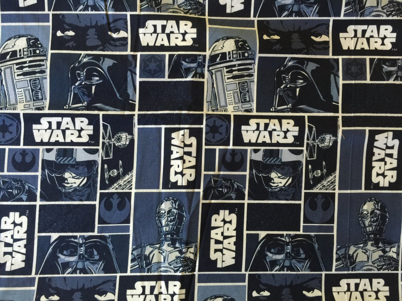Star wars fabric darth vader sci fi comic book fabric for Star wars fabric