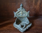 Vishnu Diya // Votive Lamp // Oil Lamp // Shipping is included in the Continental U.S.
