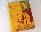 Vintage It Happened Here Stories of Wisconsin 1949 Hard Cover HC DJ Dust Jacket Historical