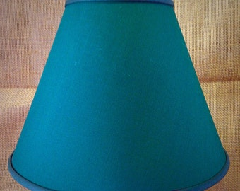 Forest Green Lamp Shade
