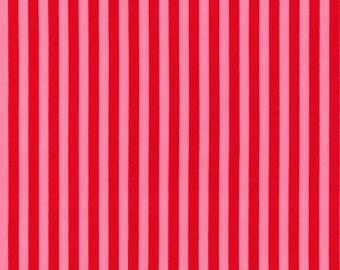 Clown Stripe Poppy by Michael Miller.