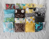 Wholesale Nail Accessory Bags -NO COUPON CODES - Wholesale Price- Set of 50 Mixed Color Nail Bags/Shields -50 (2x2) Rice Bags- Ready To Ship