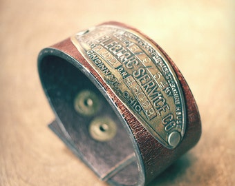 The Electric Service Co. Cuff