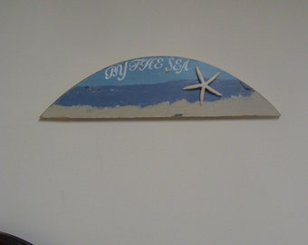 By The Sea - Wall Plaque picture beach decor
