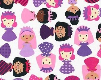 Girl Friends, Ann Kelle, Robert Kaufman Fabrics, 1/2 yard
