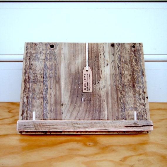 support de livre pupitre stand de livre de cuisine ipad. Black Bedroom Furniture Sets. Home Design Ideas