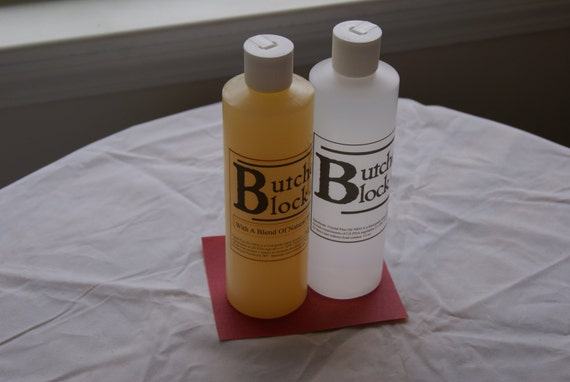 butcher block oil conditioner season your by