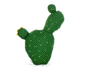 Cactus Pillow - Prickly Pear 20""