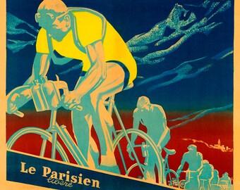 1949 Tour de France Poster (#0131) 6 sizes