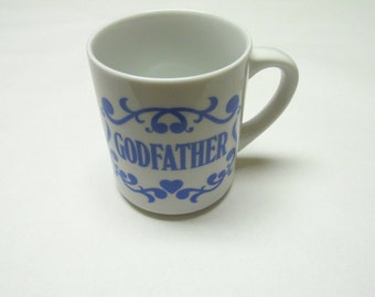 GodFather Coffee Cup