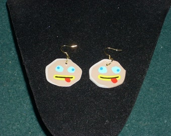 Rock Fact Earrings