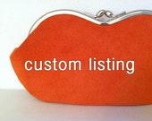 Custom Order - Frida Tote Bag - For Maryanne