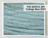 COTTAGE BLUE 0291 : Gentle Art 6-strand embroidery floss Simply Shaker Sampler Threads GAST hand over dyed overdyed thread cross stitch