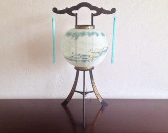 Vintage Ozeki & Company Revolving Gifu Lantern NIB