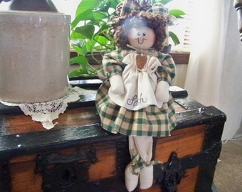Country Inspirational Doll