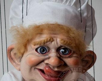 Cook Czech Marionette Puppet