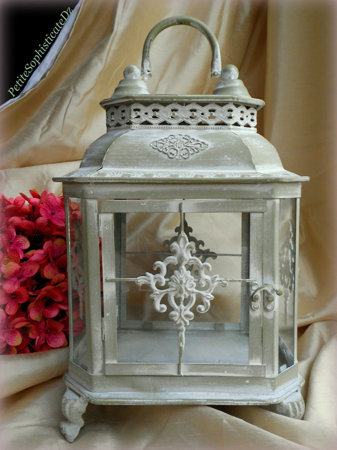 15 tall decorative indoor outdoor lantern by for Outdoor decorative items