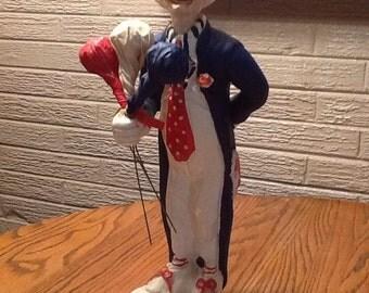 Judi's Pastime Clown