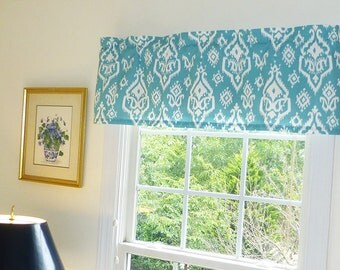 Window Valance - Kitchen Window Valance - Living Room Window Valance