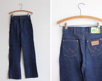 1970s Rodeo Wrangler Jeans
