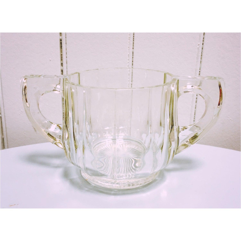 Vintage Glass Mug 73