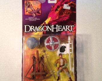 1995 DragonHeart action figure, Hewe, NIP