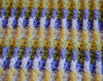 Meadow Baby Blanket