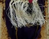Boho Bag Gift Bag Hobo Bag Gypsy Bag Bohemian Bag Tote Recycled Upcycled #15