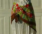 Slip Dress Vintage Lingerie Boho Hippie Gypsy Style Deck Party #16