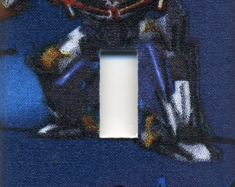 Transformer Optimus Prime Single Light Switch Plate