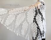 Crochet shawl pattern Wedding shawl Wrap shawls Wedding wrap Crochet pattern Crochet shawl wrap