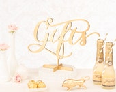 Wedding Gifts Table Sign - Soirée Collection