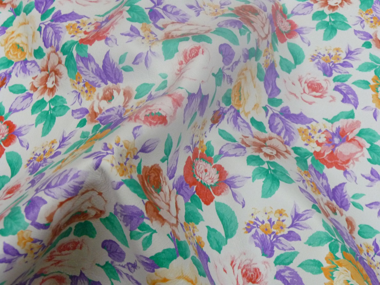 White lambskin apron - Leather Purple 12 X12 Grandmas Apron On White Floral Lambskin 1 5 2 Oz 0 6 0 8 Mm Peggysuealso