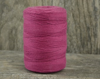 Violet Solid Cotton Twine Bulk Spool