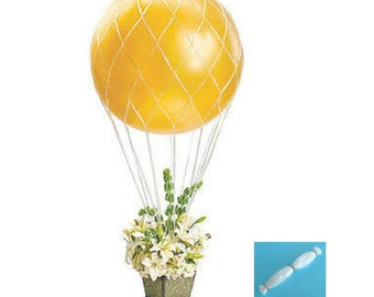 Balloon Nets for 36 inch Round Balloons Hot Air Balloon Net
