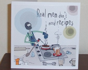Male birthday cards, Bloke birthday cards, cartoon humerous birthday cards for men.