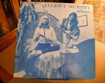 Elliott Murphy Affairs 1980 NYC Poet Writer