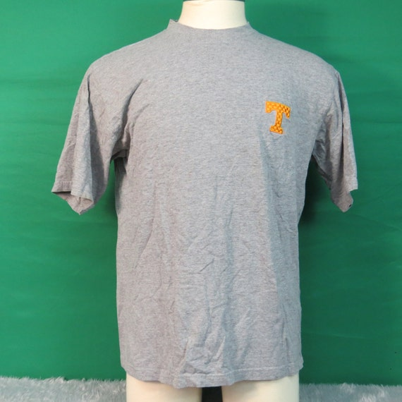tennessee vols t shirt adult medium 796
