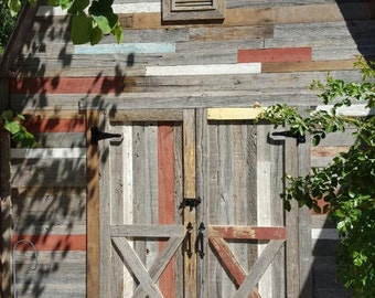 Barnwood Exterior Hand Selected T&G Wall Paneling / Covering / Siding Unfinished