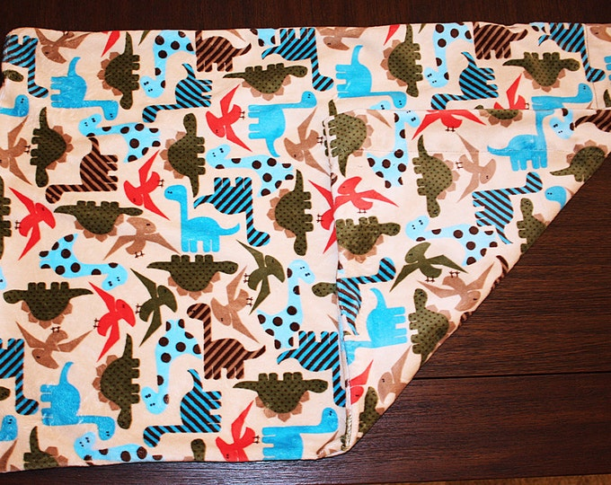 Minky Pillowcase, minky and satin pillowcase, Soft pillowcase standard pillowcase navy blue soft pillowcase, pillow for boy, bedding, minky