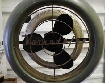 "Vornado Fan Pedestal Floor 60"" Vintage Mid Century Bakelite Blades 1940s 12P1 PICKUP ONLY"