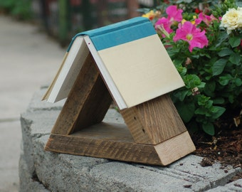 Rustic Reclaimed Book Rest
