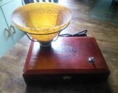 Salud Amor Eiroa Pesetas Maduro Cigar Box Lamp CL010