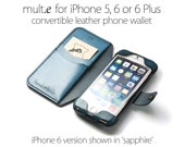 Convertible Leather iPhon...